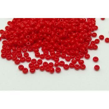 (93170.08.0) Бисер 8/0 натуральный красный